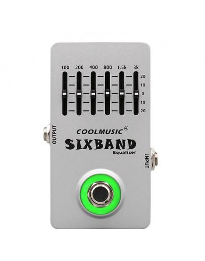 CoolMusic 6 Band Equalizer