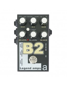 AMT Electronics Legend Amps B2 Guitar preamp
