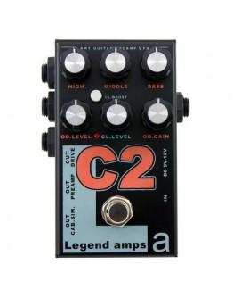 AMT Electronics Legend Amps C2 Guitar preamp