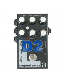 AMT Electronics Legend Amps D2 Guitar preamp