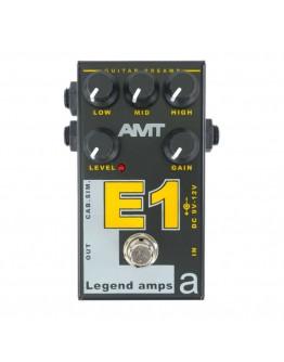 AMT Electronics Legend Amps E1 Guitar preamp