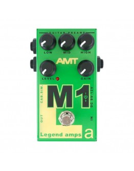 AMT Electronics Legend Amps M1 Guitar preamp