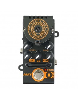 AMT Electronics Bricks O-Bass preamp