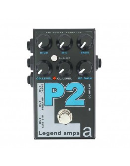 AMT Electronics Legend Amps P2 Guitar preamp