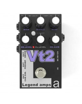 AMT Electronics Legend Amps VT2 Guitar preamp