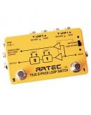 Artec LS2 True Bypass Dual Channel Loop Switch