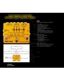 Artec LS3 True Bypass Three Channel Loop Switch