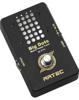 Artec Big Dots Matrix Pedal Tuner