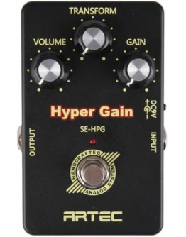 Artec Hyper Gain Distortion