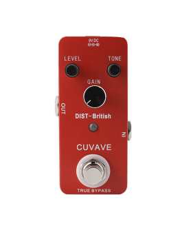Cuvave Distortion British