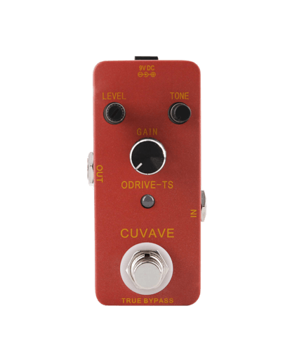 Cuvave Overdrive TS