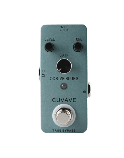 Cuvave Overdrive Blues