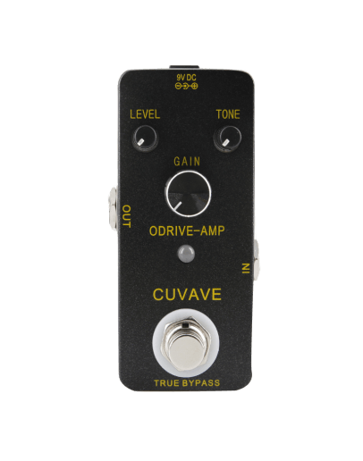 Cuvave Overdrive Amp