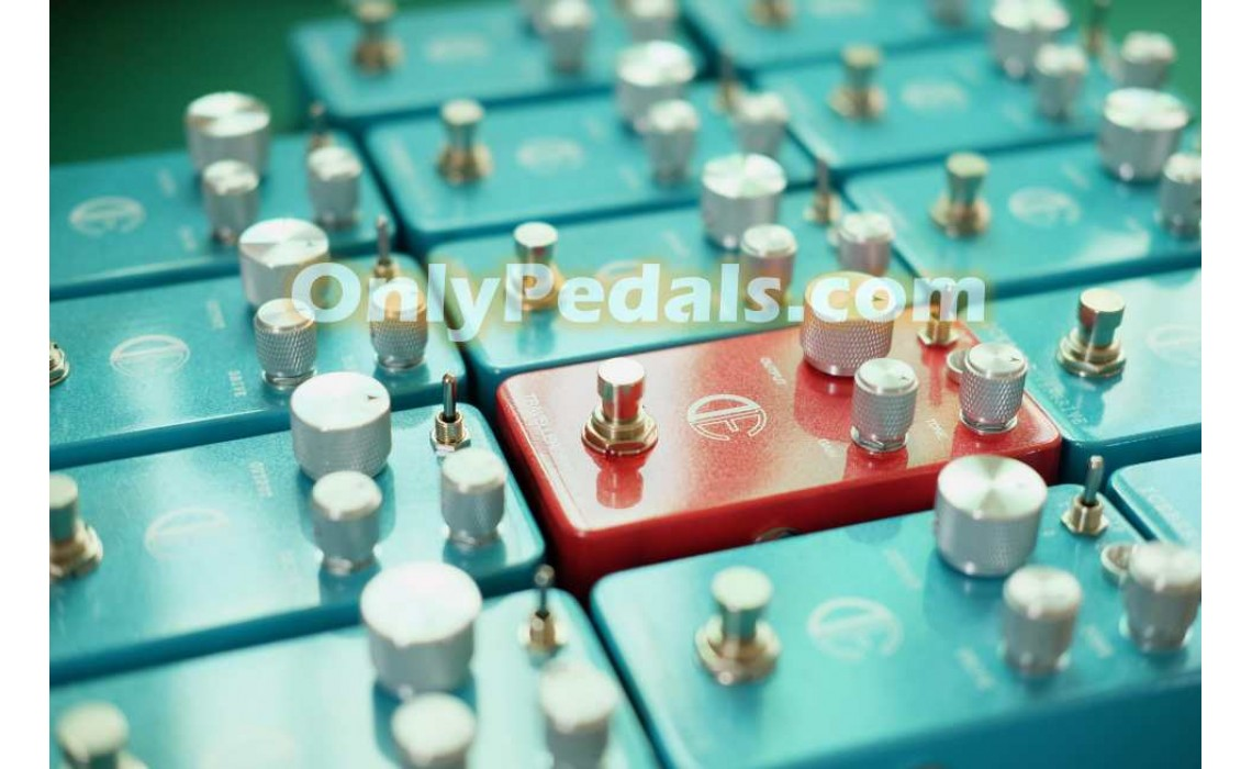 D.Effects Iceberg and Traveller High End Boutique Sound from China