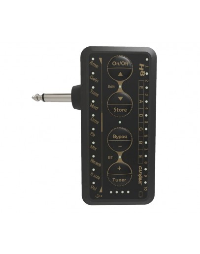 Cuvave H8 Headphone Amp with Effects