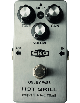 EKO Hot Grill Distortion