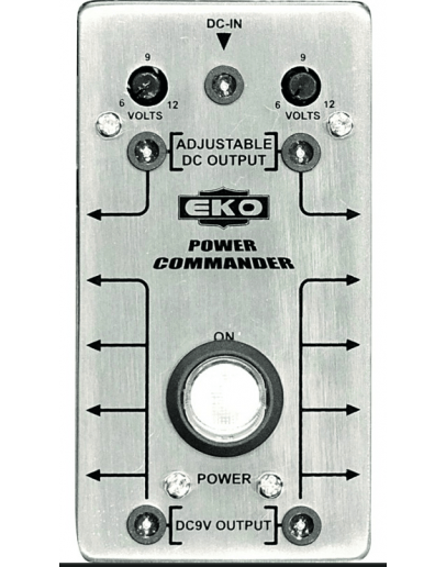 EKO Power Commander Adjustable Power Supply