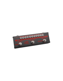 Valeton Dapper Dark Mini Effects Strip