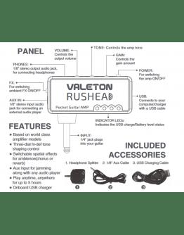 Valeton Rushead Blues