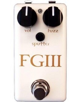 Red Witch Fuzz God III Fuzz Pedal