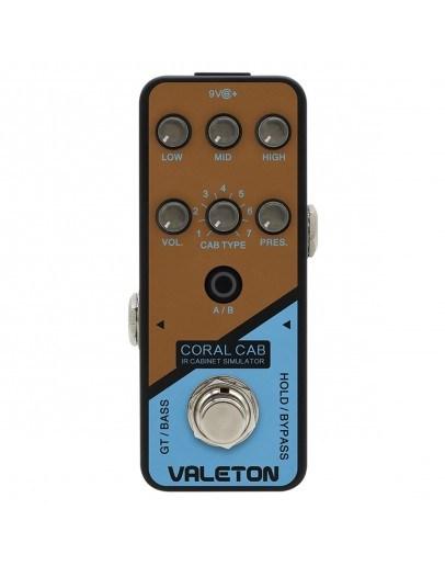 Valeton Coral CAB Cabinet Modeling