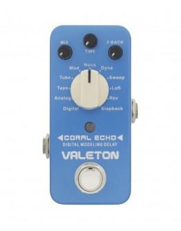 Valeton Coral Echo Digital Modeling Delay